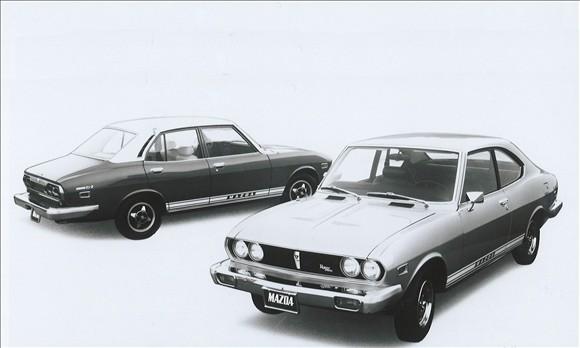 1974 Mazda RX-2