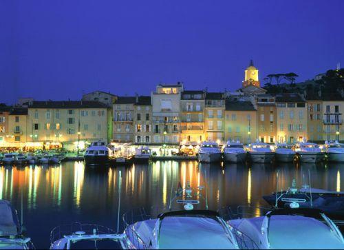 5 St Tropez, Cote d'Azur, Francuska