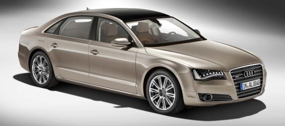 Audi A8 L-1