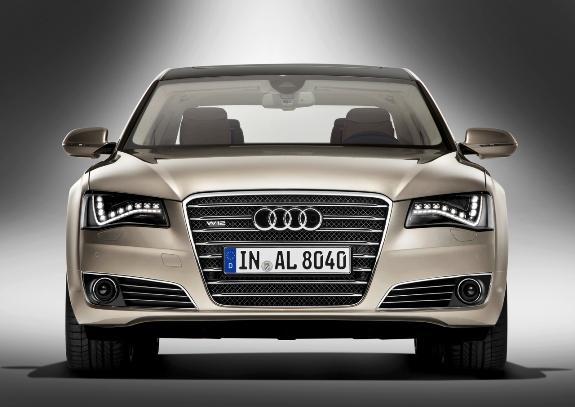 Audi A8 L-3