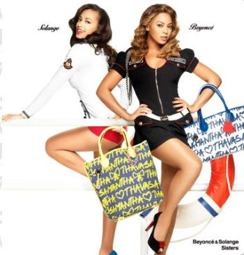 Beyonce i Solange