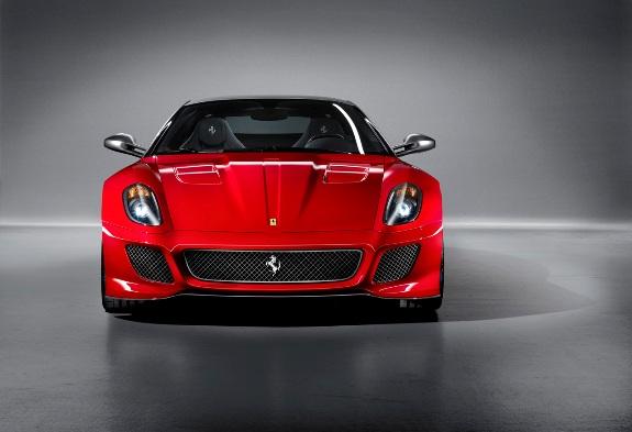 Ferrari 599 GTO-4