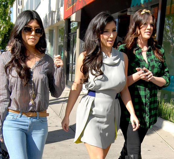Kardashian sestre