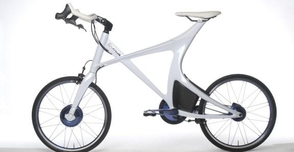 Lexus predstavio hibridni bicikl-1