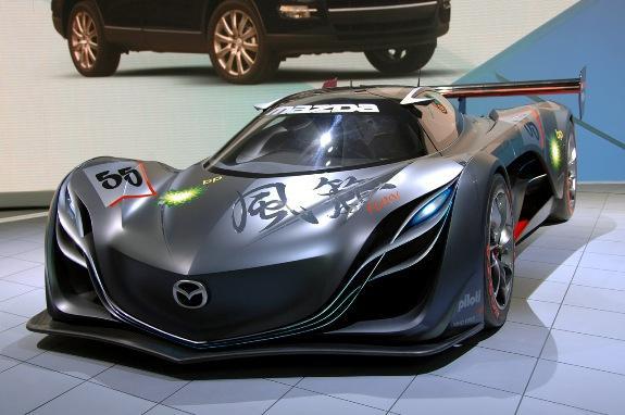 Mazda Furai-1