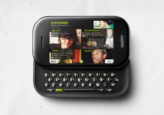 Microsoft mobitel Kin Two-2