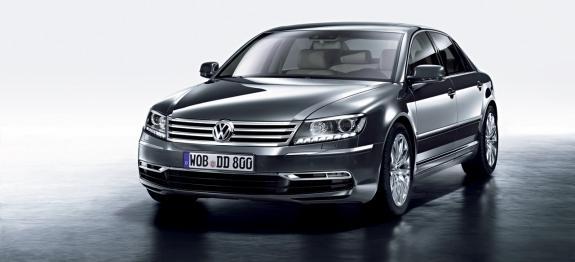 Novi VolkswagenPhaeton -1