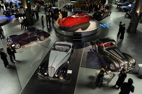 Otvoren veliki muzej automobila -1