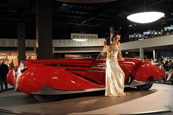 Otvoren veliki muzej automobila -2