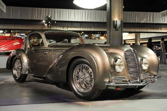 Otvoren veliki muzej automobila -4