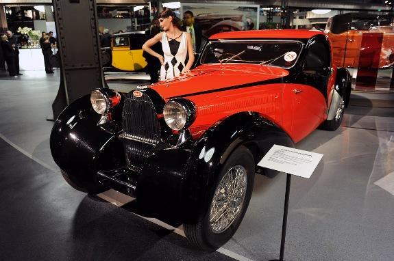 Otvoren veliki muzej automobila -5