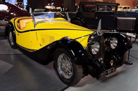 Otvoren veliki muzej automobila -7