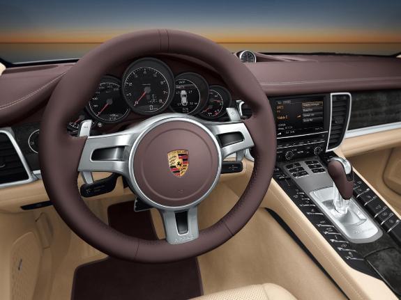 Porsche Panamera V6-4