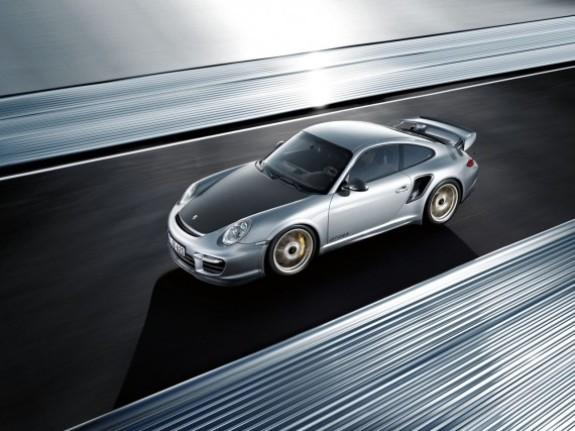 Novi auto Porsche 911-3