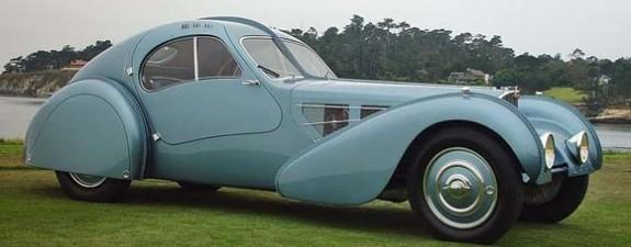 Oldtimer Bugatti-1