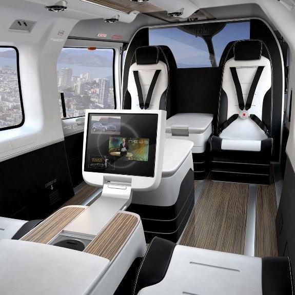 Predstavljen novi luksuzni Mercedes-Benz helikopter-2