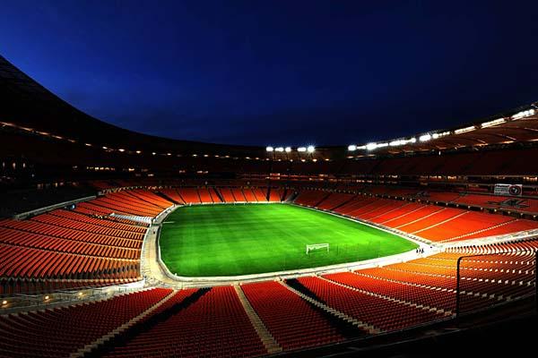 Soccer City u Johannesburgu