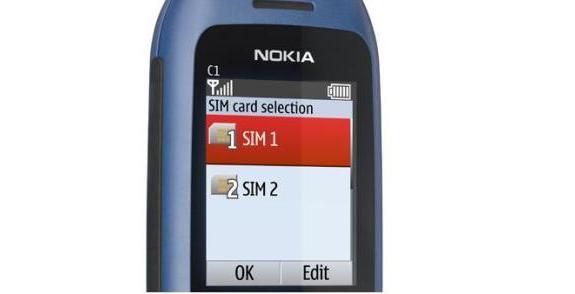 Nokia mobiteli za dvije SIM kartice