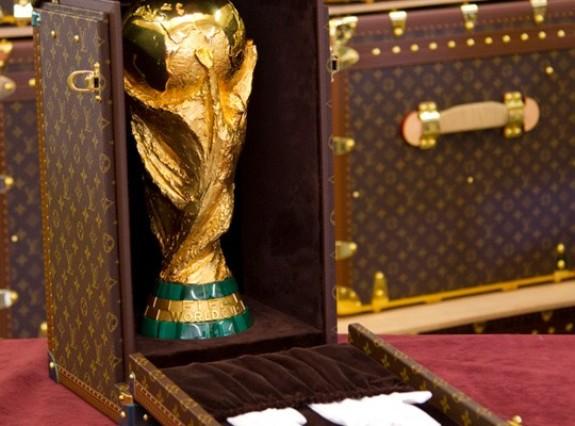 Svjetsko prvenstvo u nogometu 2010. i Louis Vuitton  -1