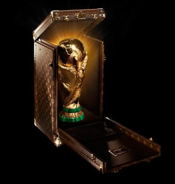Svjetsko prvenstvo u nogometu 2010. i Louis Vuitton