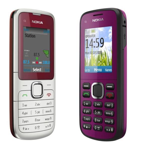 mobitel_Nokia C1