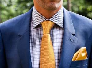 Optimistični ste?! Stavite žutu kravatu!