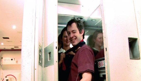 2. WC u zrakoplovu