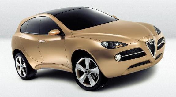 Alfa Romeo Kamal koncept-1