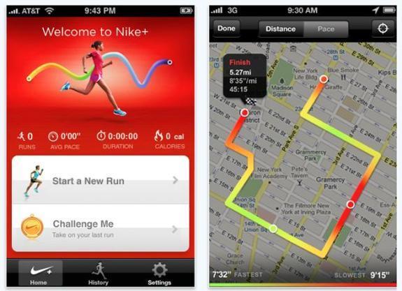 Preko iPhonea pratite tempo trčanja