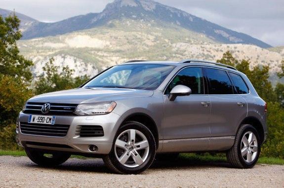 1 Fotografije automobila: 2011 Volkswagen Touareg Hybrid