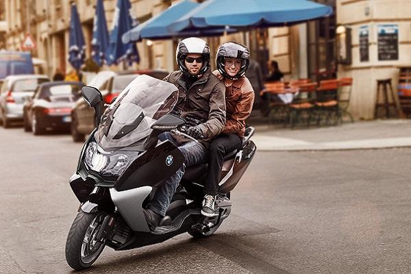 Novi BMW skuter