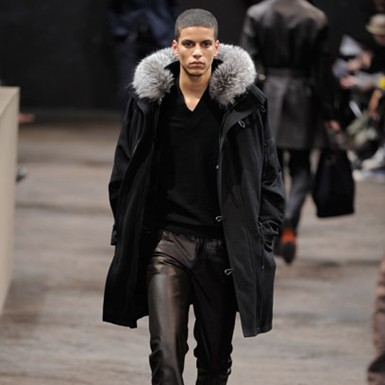Hermès Duge muške jakne za zimu 2010/11.