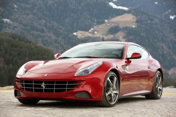2012 Ferrari FF-1