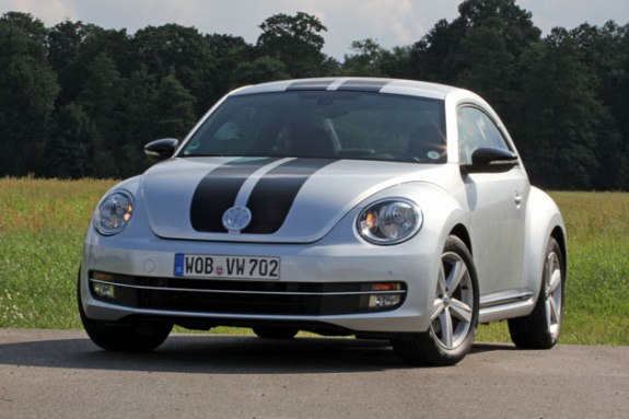 2012 Volkswagen Beetle Turbo-1