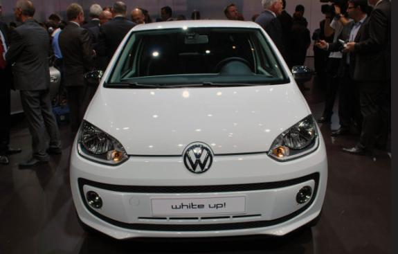 1 Fotografije automobila: 2012 Volkswagen Up!