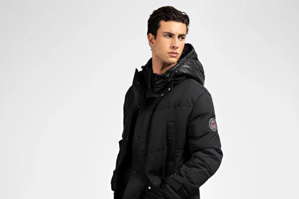 Muške zimske jakne