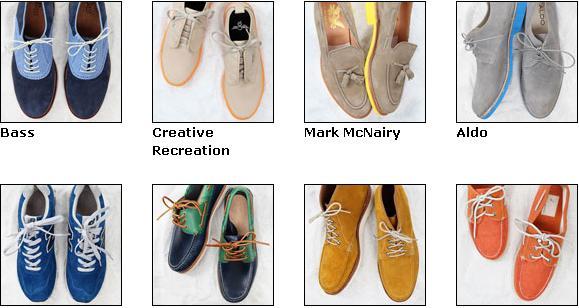 Moderne muške cipele za proljeće