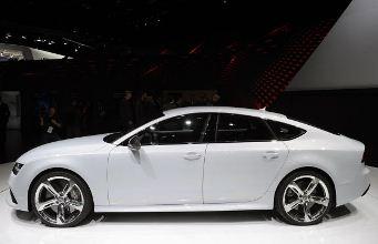 Novi Audi RS7