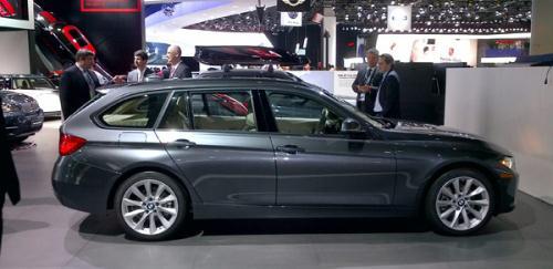 BMW 328i xDrive Touring