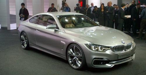 BMW Concept 4 Coupe