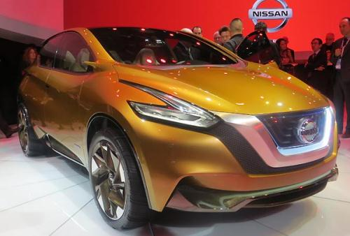 Nissan Resonance