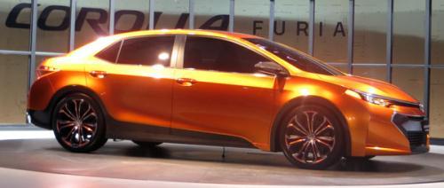 Toyota Corolla Furia koncept