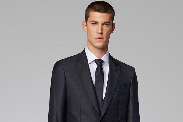 Hugo Boss muška odijela za proljeće i ljeto 2020.