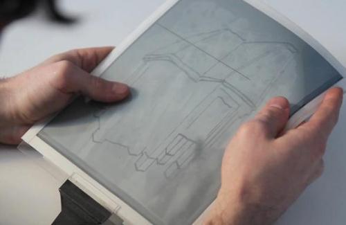 PaperTab Tablet