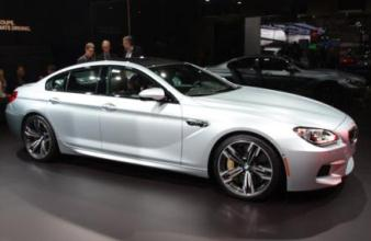 Novi BMW M6 Coupe