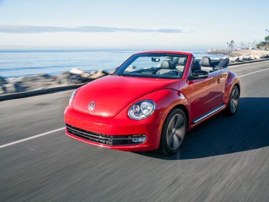 2013 VW Beetle Turbo