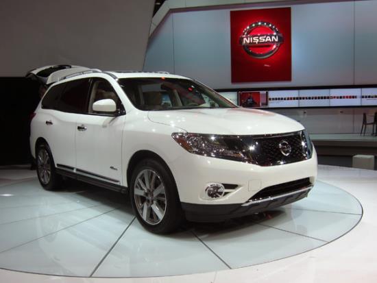 Nissan Pathfinder HEV