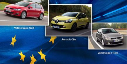 Najprodavaniji automobil u Europi u travnju je Golf