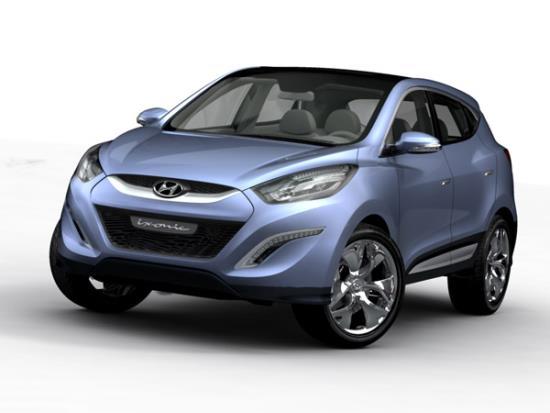 2015 Hyundai Subcompact SUV