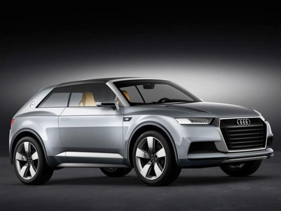 2016 Audi Q6